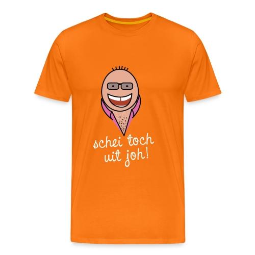 Schei uit - mannen - Mannen Premium T-shirt