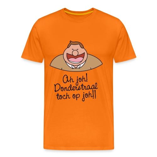 Donder op - mannen - Mannen Premium T-shirt