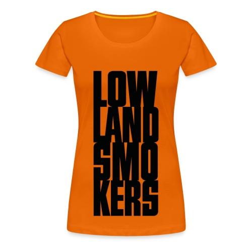 LLS2OZ Shirt Dames - Vrouwen Premium T-shirt