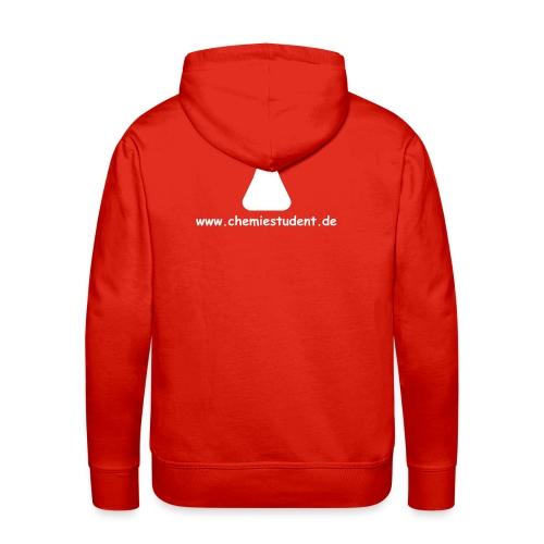 HangOut.red - Männer Premium Hoodie