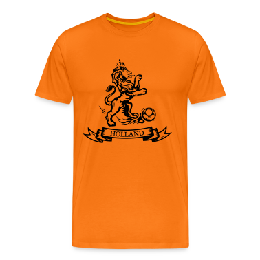 Vintage Dutch Football lion Holland jersey T-Shirts