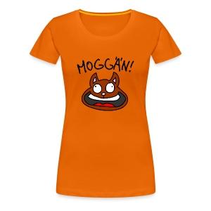 Der Kater - Frauen Premium T-Shirt