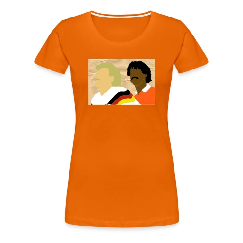 Voller-Rijkaard - dames - Vrouwen Premium T-shirt