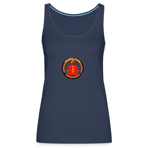 Da. Top mit TSF-Logo - Frauen Premium Tank Top