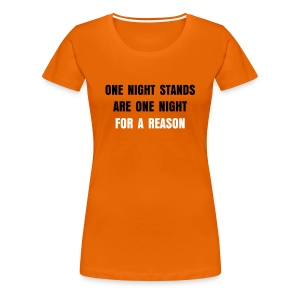 ONE NIGHT - Women's Premium T-Shirt
