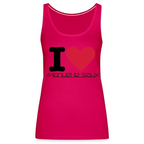 MLS I Love Manuel Le Saux Woman - Women's Premium Tank Top