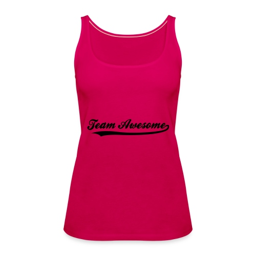 summer time t-shirt - Women's Premium Tank Top