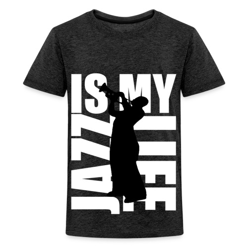 T shirt ado jazz is my life - T-shirt Premium Ado