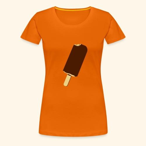 Eis am Stiel, Girlie - Frauen Premium T-Shirt