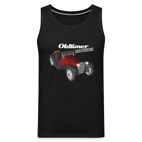 Oldtimer on Tour - Männer Premium Tank Top