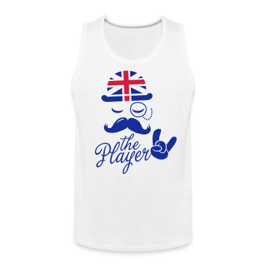 England Gentleman championship player football | olympics sporting moustache T-Shirts