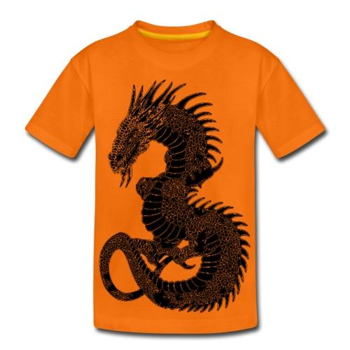 T shirt ado dragon - T-shirt Premium Ado