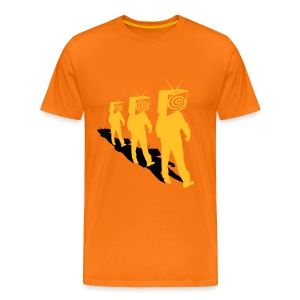 Televised - Men's Premium T-Shirt