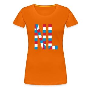 NL - GIRLS - Vrouwen Premium T-shirt