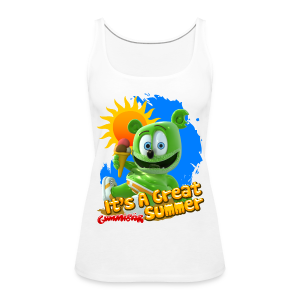 It's A Great Summer Ladies Tank Top - Women's Premium Tank Top