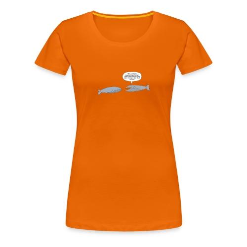 Waldiät - Frauen Premium T-Shirt
