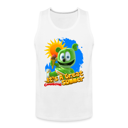 It's A Great Summer Men's Tank Top - Men's Premium Tank Top