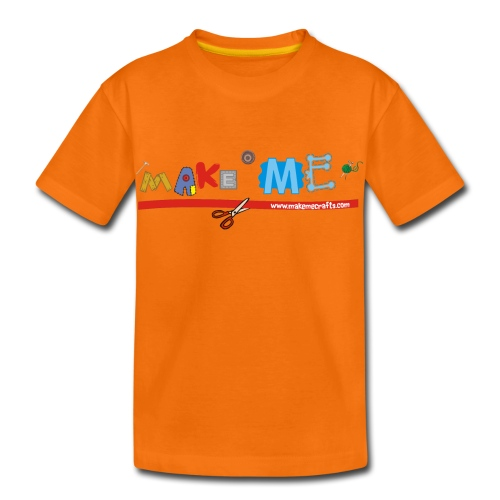 Kids' Classic Make ME T-Shirt - Kids' Premium T-Shirt