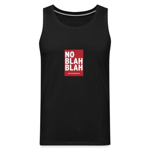 T-Shirt Held schwarz - Männer Premium Tank Top