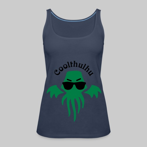 FTS2f: Coolthulhu - Women's Premium Tank Top