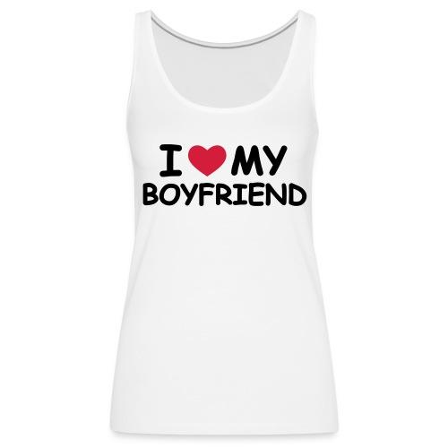 boyfriend - Dame Premium tanktop