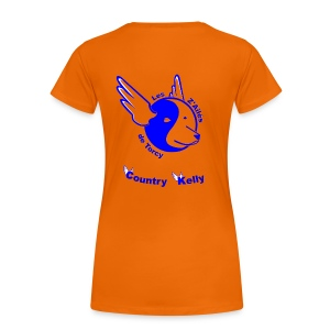 Torcy fly annecy - T-shirt Premium Femme