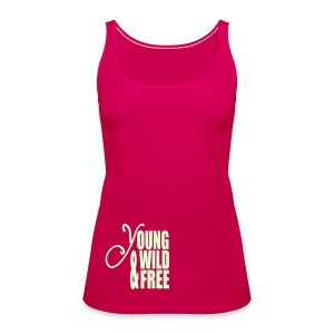 young wil & free - Vrouwen Premium tank top