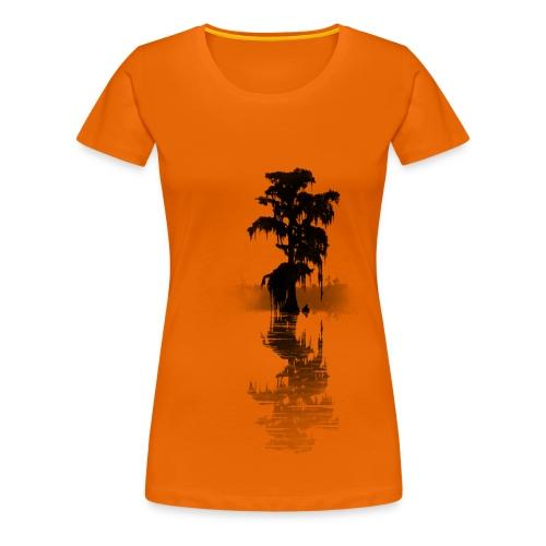 Bayou Girl Top - T-shirt Premium Femme
