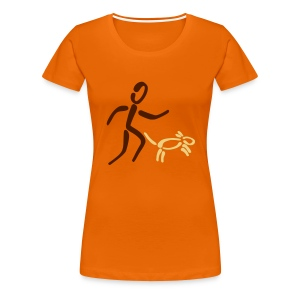 Agility Shirt - Frauen Premium T-Shirt
