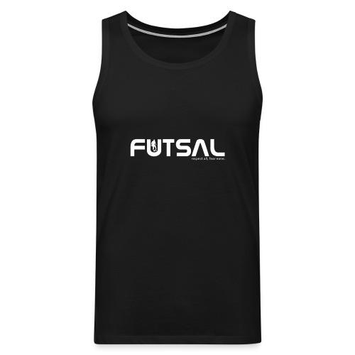 Futsal VIII - Débardeur Premium Homme
