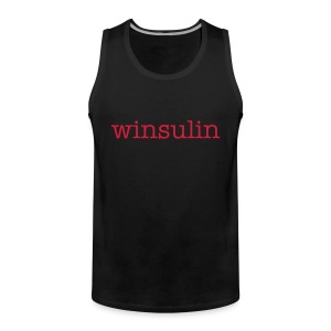 winsulin Men's Big & Tall T - Men's Premium Tank Top