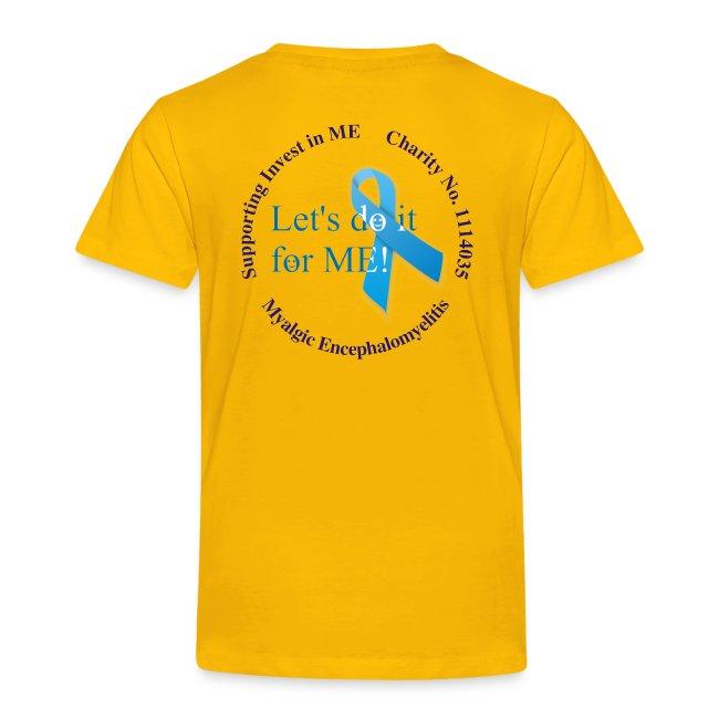 Kids' Classic Make ME T-Shirt +LDIFME Logo