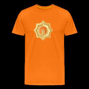 Van Heutsz Tropenzon - Mannen Premium T-shirt