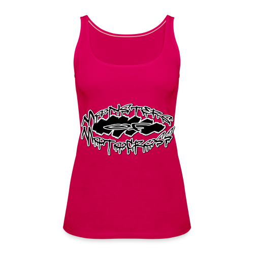 Monsters of Motocross No. 5 - Frauen Premium Tank Top
