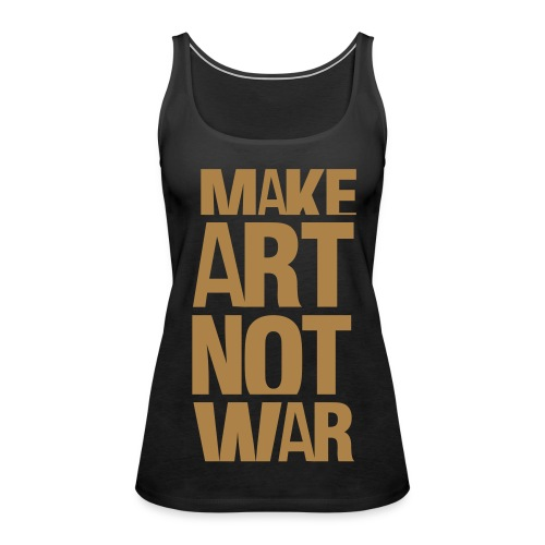 Tee shirt Make Art - Débardeur Premium Femme
