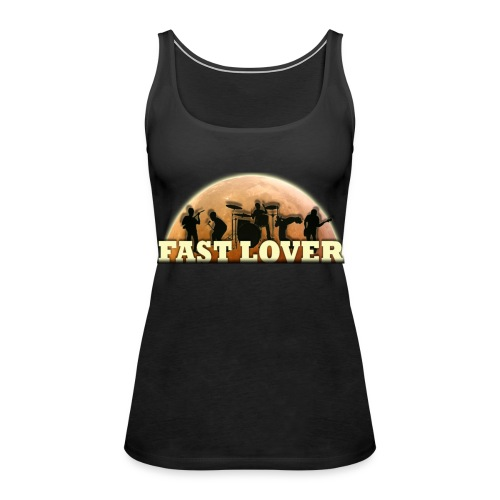 Fast Lover Tank Top - Frauen Premium Tank Top