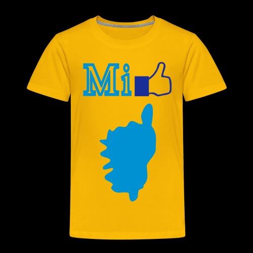 I LOVE CORSICA - Kids' Premium T-Shirt