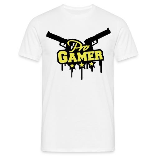 Pro Gamer T-Shirt - Männer T-Shirt