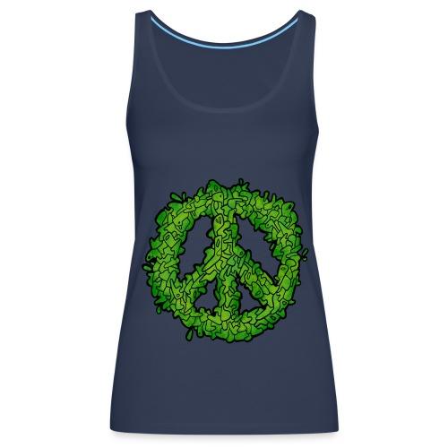 Peace - Débardeur Premium Femme