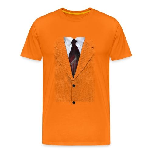 shirt - Mannen Premium T-shirt