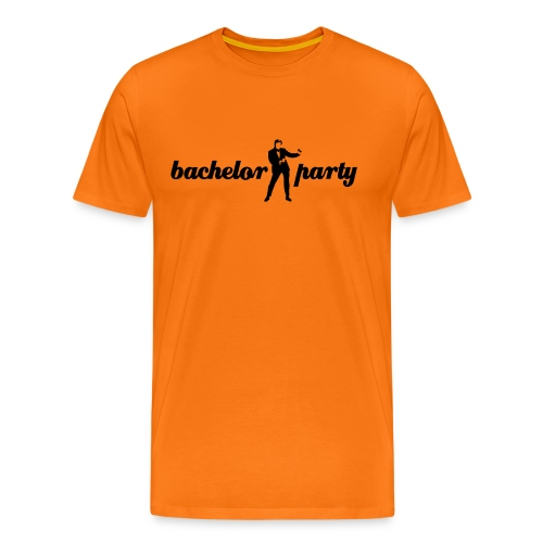 bachelor party t-shirt - Männer Premium T-Shirt