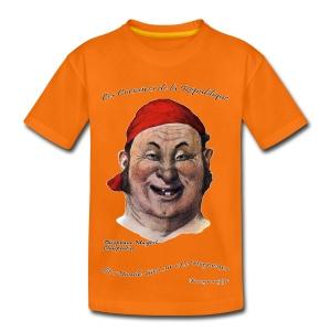 T-SHIRT standard enfant theophane maigrel - T-shirt Premium Enfant