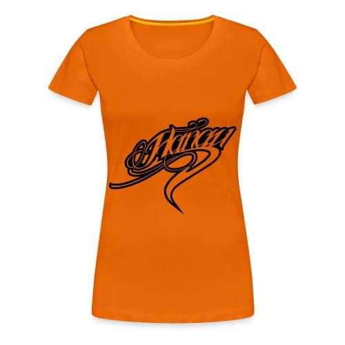 Hanau - Frauen Premium T-Shirt