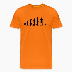 Evolution, Sup, standing paddling, surfing, surfing Supen, Stand up paddle surfing T-shirts