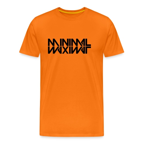 MINIMAL MAXIMAL - basic - T-shirt Premium Homme