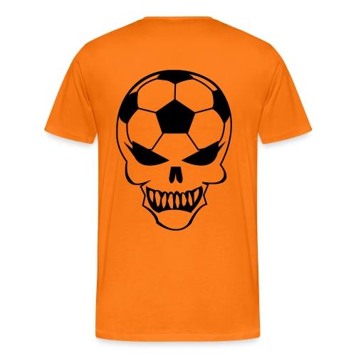 Fussball Fan Shirt - Männer Premium T-Shirt