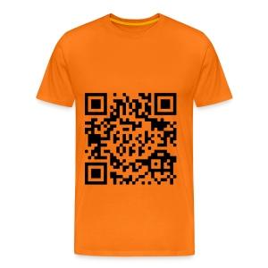 Code - Mannen Premium T-shirt