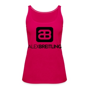 Frauen Tank Top (transparentes Logo) - Frauen Premium Tank Top