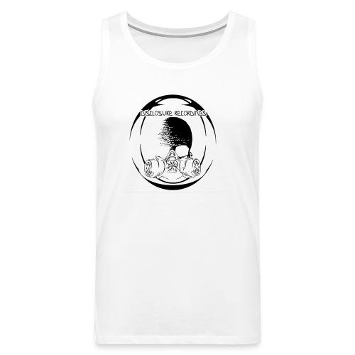 Muscle Shirt Original Invert - Men's Premium Tank Top
