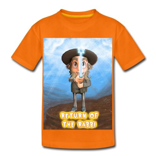 Return of the Rabbi - T-shirt Premium Enfant